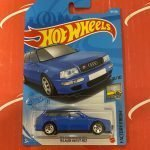 94 Audi Avant RS2 #157 10/10 Factory Fresh 2021 Hot Wheels Case H