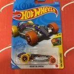 Rocket Oil Special #158 9/10 Art Cars 2021 Hot Wheels Case H