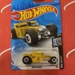 Bone Shaker #161 4/5 Rod Squad 2021 Hot Wheels Case H
