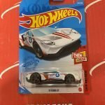 17 Ford GT #164 7/10 Then and Now 2021 Hot Wheels Case H