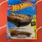 HW Formula Solar #35 4/10 Experimotors 2021 Hot Wheels Case H