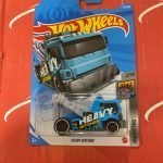 Heavy Hitcher #36 2/10 Metro 2021 Hot Wheels Case H