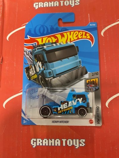 Heavy Hitcher #36 2/10 Metro 2021 Hot Wheels Case H