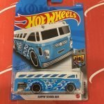 Surfin' School Bus #55 4/10 Metro 2021 Hot Wheels Case H