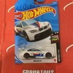 BMW M3 GT2 #57 4/10 Race Day 2021 Hot Wheels Case H