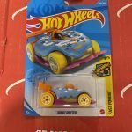 Donut Drifter #60 3/5 Fast Foodie 2021 Hot Wheels Case H