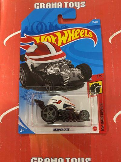 Head Gasket #75 2/5 Daredevils 2021 Hot Wheels Case H