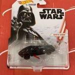 Darth Vader 2021 Hot Wheels Star Wars Studio Character Cars