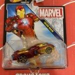 Iron Man2021 Hot Wheels Marvel Studio Character Cars Mix J