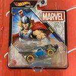 Thor 2021 Hot Wheels Marvel Studio Character Cars Mix J