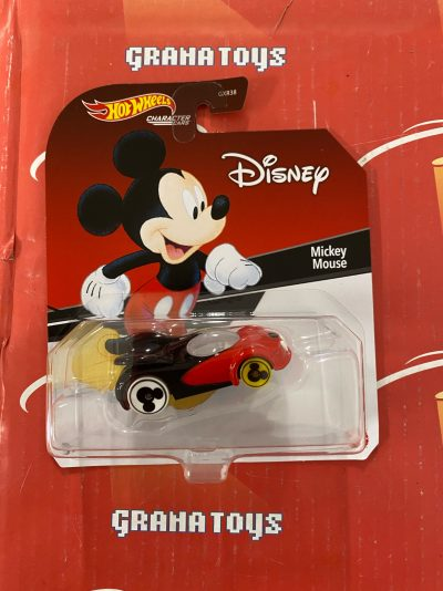 Mickey Mouse 2021 Hot Wheels Disney Animation Character Cars Mix R