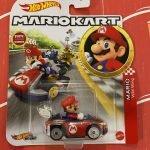 Mario Wild Wing 2021 Hot Wheels Super Mario Kart Case N
