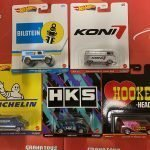 Set of 5 2021 Hot Wheels Pop Culture Speed Shop Mix K VW Land Rover GMC MBK Dodge