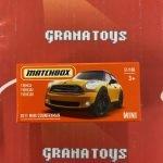 2011 Mini Countryman 51/100 2021 Matchbox Power Grabs Case U