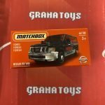 Nissan NV Van 66/100 2021 Matchbox Power Grabs Case U