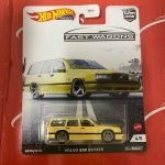 Volvo 850 Estate 2021 Hot Wheels Car Culture Fast Wagons
