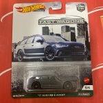17 Audi RS 6 Avant 2021 Hot Wheels Car Culture Fast Wagons