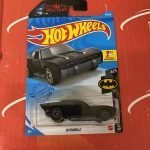 Batmobile #181 4/5 Batman 2021 Hot Wheels Case K