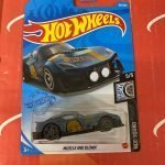 Muscle and Blowin' #184 5/5 Rod Squad 2021 Hot Wheels Case K