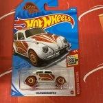 Volkswagen Beetle #96 4/5 Holiday Racers 2021 Hot Wheels Case K