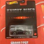 K.I.T.T Super Pursuit Mode 2021 Hot Wheels Retro Entertainment Knight Rider