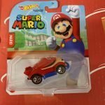 Mario 2021 Hot Wheels Super Mario Gaming Character Cars Mix J