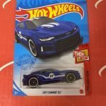2017 Camaro ZL1 #154 5/10 Then and Now 2021 Hot Wheels Case L
