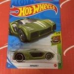 Impavido 1 #200 2/10 Exotics 2021 Hot Wheels Case L