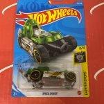 Speed Driver #82 8/10 Experimotors 2021 Hot Wheels Case L