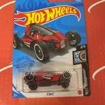2 Jet Z #94 2/5 Rod Squad 2021 Hot Wheels Case L