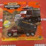 International Workstar 7500 Dump Truck 2021 Matchbox Working Rigs Mix L