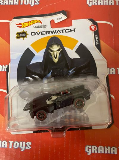 Reaper 2021 Hot Wheels Overwatch Gaming Character Cars Mix K
