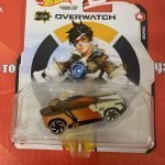 Tracer 2021 Hot Wheels Overwatch Gaming Character Cars Mix K