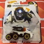 Winston 2021 Hot Wheels Overwatch Gaming Character Cars Mix K