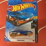 Forward Force #128 3/5 X-Raycers 2021 Hot Wheels Case M