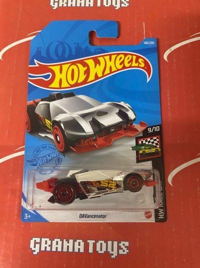 DAVancenator #140 9/10 Race Day 2021 Hot Wheels Case M