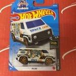 70's Van #198 Space Jam 4/5 Space 2021 Hot Wheels Case M