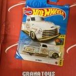 La Troca #146 8/10 Art Cars 2021 Hot Wheels Case N