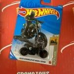 Ducati Scrambler HW Edition #169 9/10 Baja Blazers 2021 Hot Wheels Case N