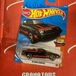 82 Dodge Rampage #175 1/10 Hot Trucks 2021 Hot Wheels Case N