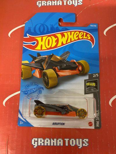 Airuption #150 2/5 Space 2021 Hot Wheels Case P