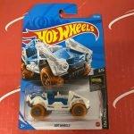 Bot Wheels #173 3/5 Space 2021 Hot Wheels Case P