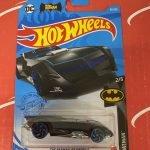 The Batman Batmobile #56 2/5 Batman 2021 Hot Wheels Case P