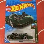 Deora III #70 3/5 Getaways 2021 Hot Wheels Case P